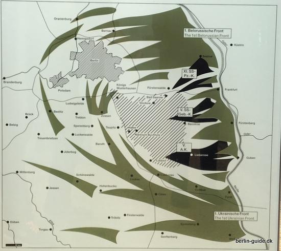Halbe Kessel og slaget om Berlin (60 km sø)