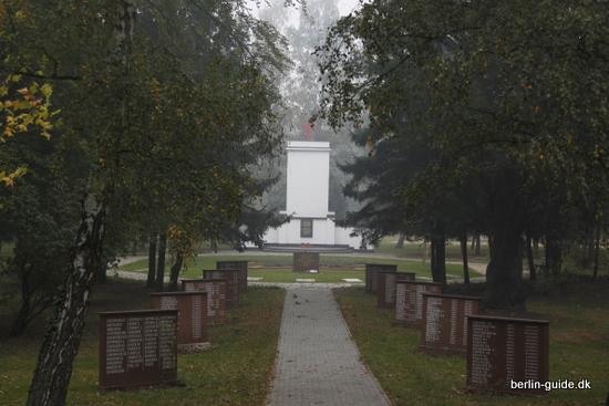 Krigsgrave i Brandenburg og Berlin