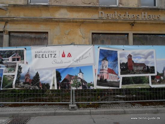 Beelitz - Brandenburgs Aspargeshovedstad