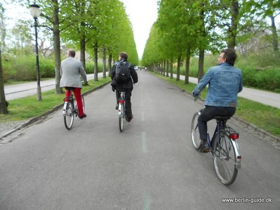 Berlin på Cykel - en praktisk guide af Steen Bjerre