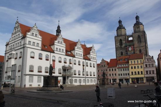 Wittenberg - Protestantismen vugge