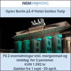 Find dit hotel i Berlin