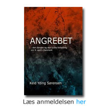 "Anmeldelse af bogen ""Angrebet"" af Keld Yding Sørensen"
