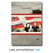 """Anmeldelse af bogen Reinhard Brose: """"Et liv uden opskrift"""""""