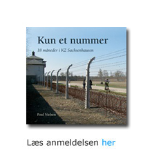 Kun et nummer - 18 måneder i Sachsenhausen