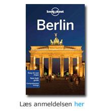 Anmeldelse af Lonely Planets guide til Berlin