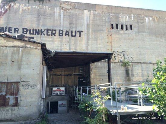 Berlin Story Bunker - et levende museum om Berlins historie