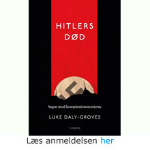 Luke Daly-Groves: Hitlers død