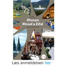 Lis Jensen & Henrik Lund: Rhinen, Mosel og Eifel