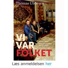 Thomas Ubbesen: Vi var folket