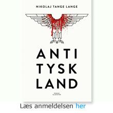 Nikolaj Tange Lange: Antityskland
