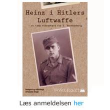 Susanne Kragh: Heinz i Hitler Luftwaffe