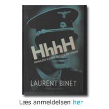 HhhH Himmlers hjerne hedder Heydrich