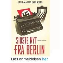 Lars-Martin Sørensen: Sidste nyt fra Berlin