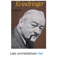 Henrik V. Ringsted: Erindringer