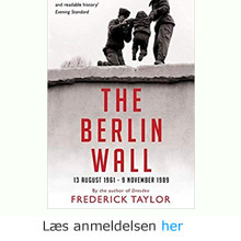 Frederick Taylor: Berlin Wall