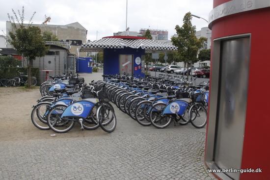 Pedalkraft - guidede ture og egne ture ved pedalkraft
