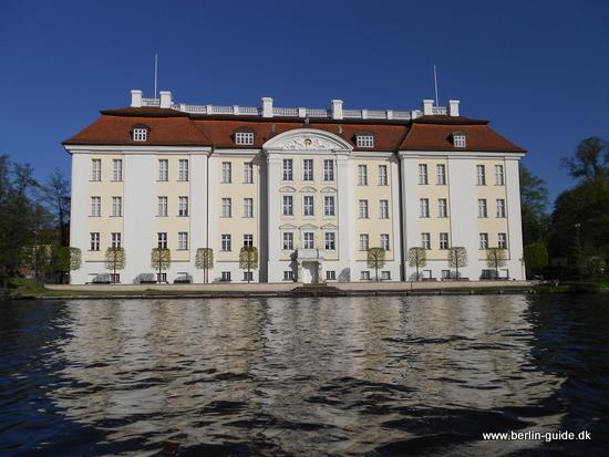 Schloss Köpenick med dekorativ kunst
