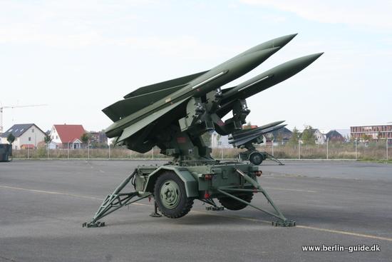 Fly museet i Gatow - jetjagere og raketten, der sluttede den kolde krig