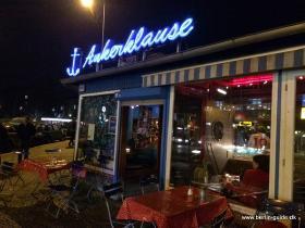 Ankerklause - rå Kreuzberg stemning