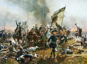 1756 – 1763 Syvårskrigen og de brandenburgske mirakler