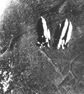 1939 - 1945 2. Verdenskrig i Berlin - bomber, bomber og bomber
