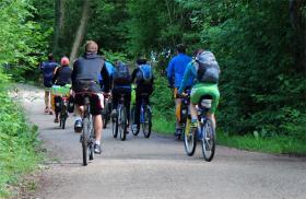 Cyklen til Berlin