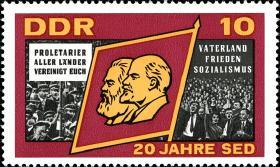 Michael Klos: DDR 1949-1989 – den virkeliggjorte socialisme?
