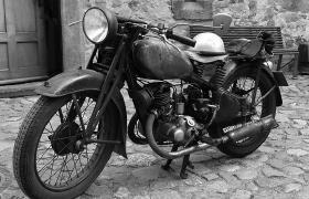 Motorcykler fra DDR - For kendere af DKW og IFA
