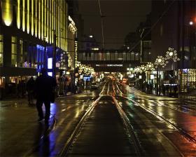 Friedrichstrasse - fra ende til anden