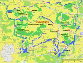 Havelland - på tur vest for Berlin