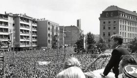 Ulrich Mack: Kennedy in Berlin