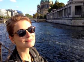 Forfatter Liv Collatz: Berlin er rå og kreativ