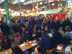 Markthalle IX - streetfood og gourmet