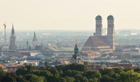 Lis Jensen & Henrik Lund: München & Det tyske Alpeland