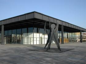 Neue Nationalgalerie - et strejf i moderne kunst