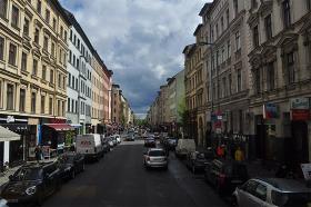Oranienstrasse - En tur i den natlige malmstrøm