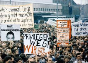 Deutscher Dom - Parlamentarisme og demokrati i Tyskland