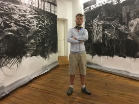 Peter Voss-Knude - en kunstner i Berlin