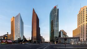 Potsdamer Platz - pulsen i midten