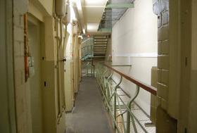 Hemmeligt STASI fængsel midt i Potsdam