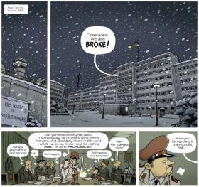 FLIX: Splint og Co i Berlin