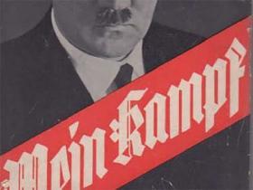 Albrecht Koschorke: Adolf Hitlers Min kamp