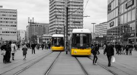 Hans Christian Post: Berlins Alexanderplatz