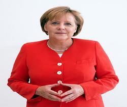 Angela Merkel - Den tyske kansler med DDR rødder