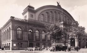Anhalter Bahnhof - engang Europas travleste banegård