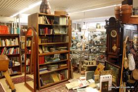 Antikbutikker - og auktioner