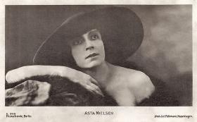 Asta Nielsen - Verdens første filmdiva