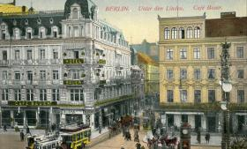 Baedeker's Berlin und Umgebungen [1887]