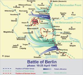 1945 Slaget om Berlin